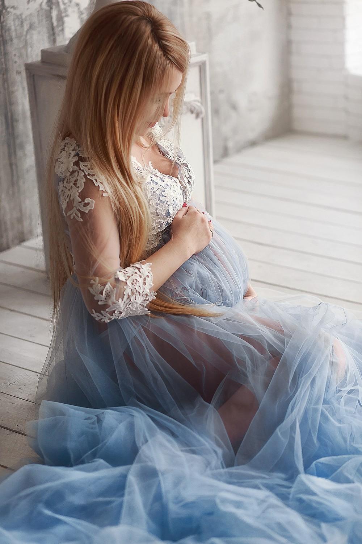 Будуарные платья