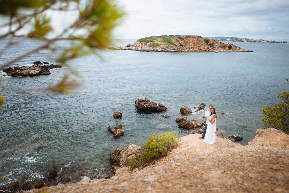 Portal Nous | Mallorca | Olga & Pavel