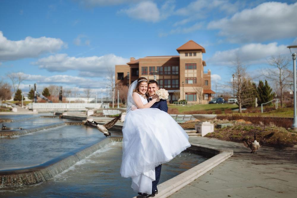 South Bend, USA | Dina & Taras