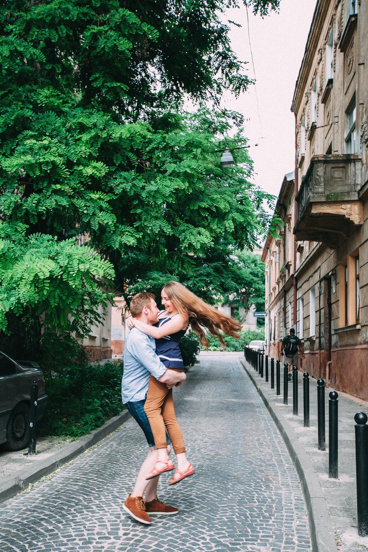 Lviv, Ukraine | Julia & Artur