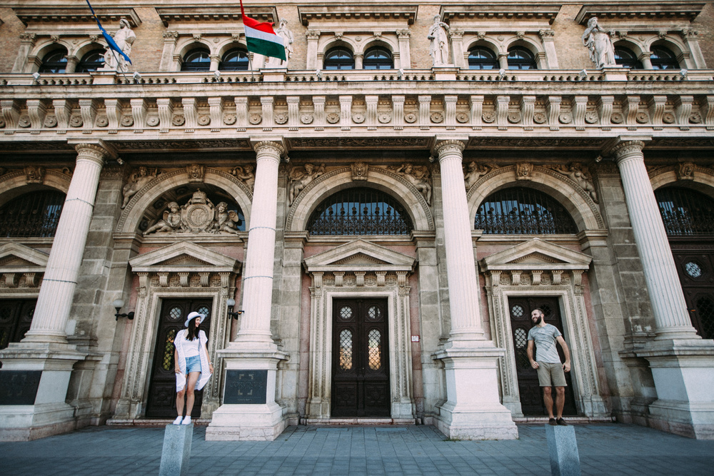 Hungary, Budapest | Sasha & Sasha