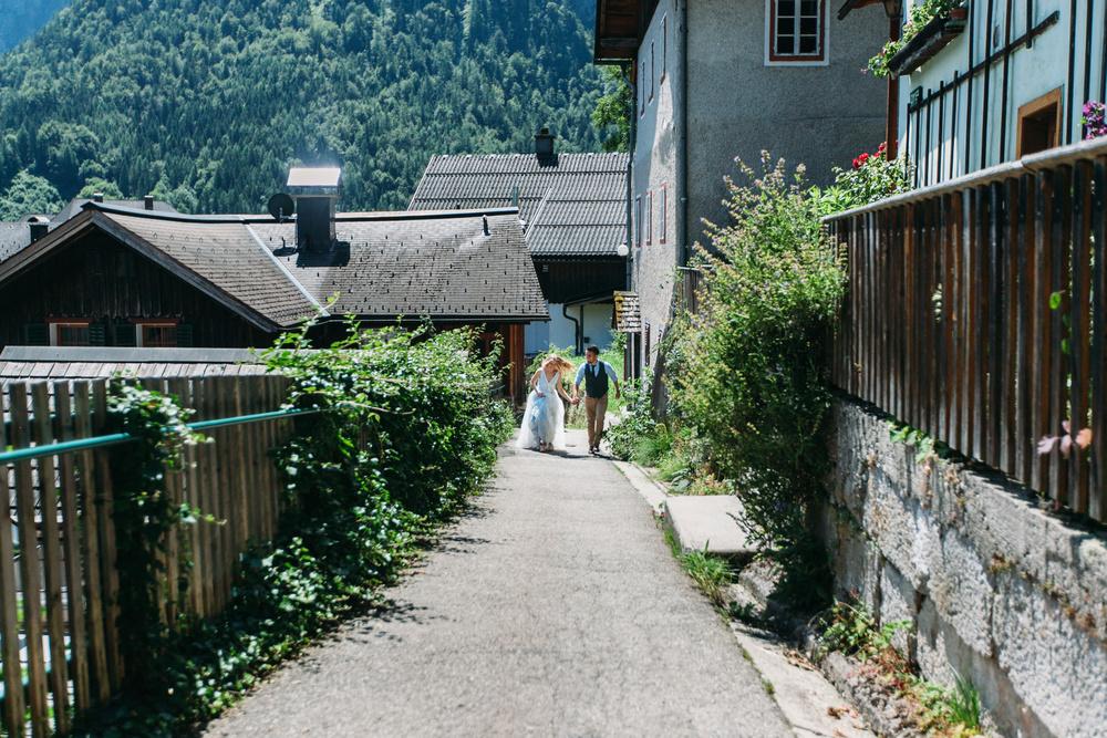 Hallstatt, Austria | Natasha & Andrey