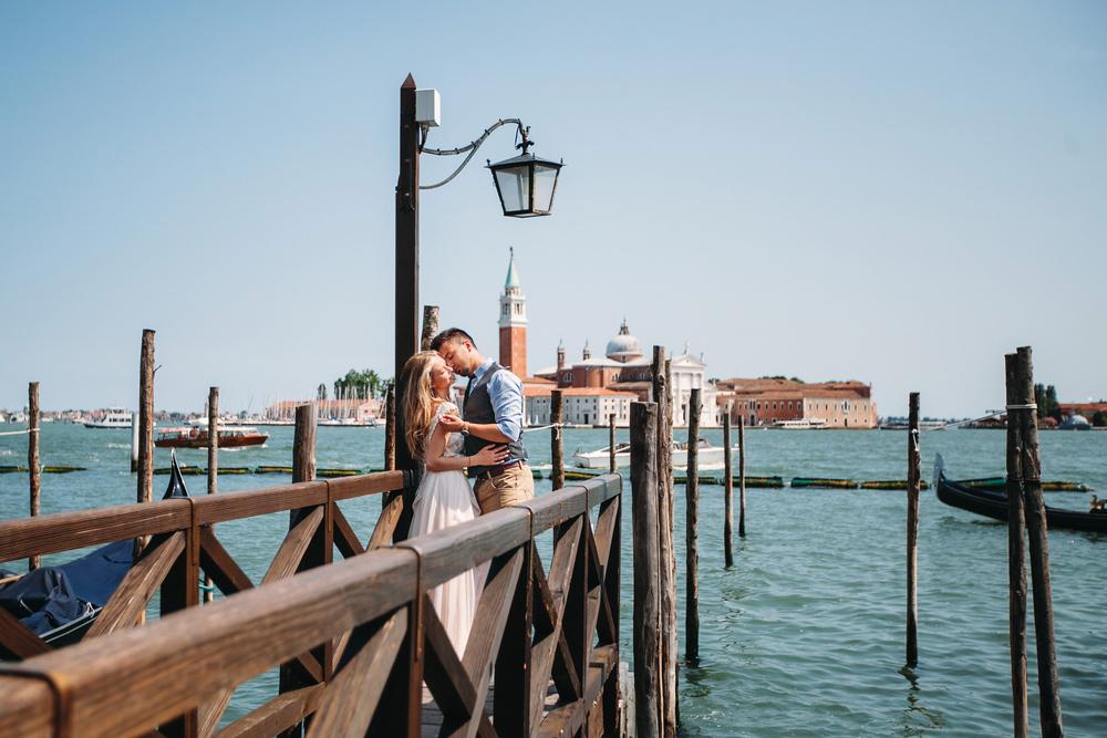 Venice, Italy | Andrey & Nataly