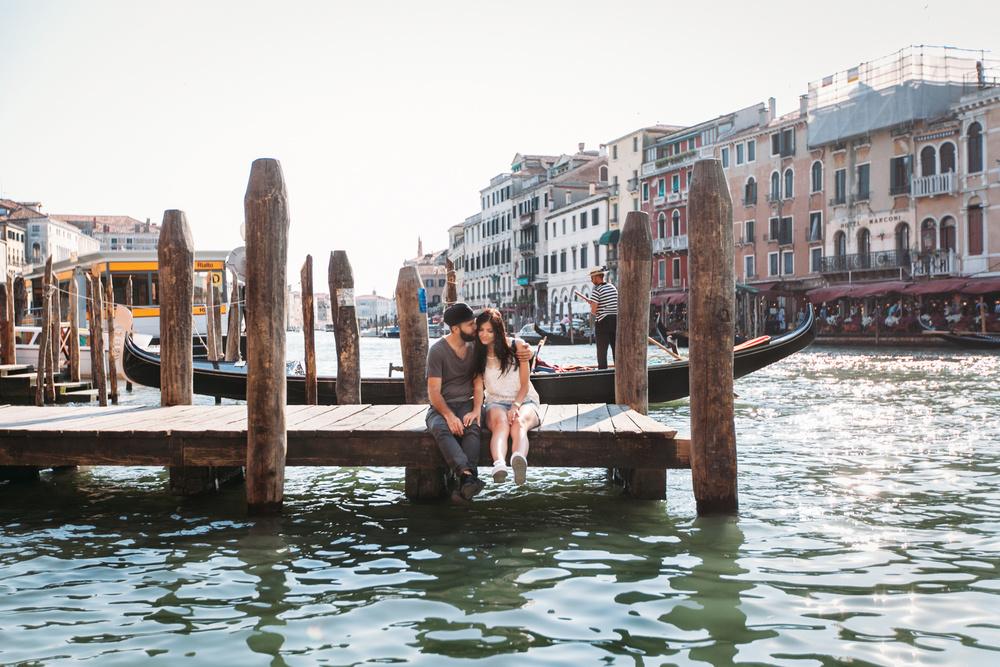 Venice, Italy | Sasha & Sasha
