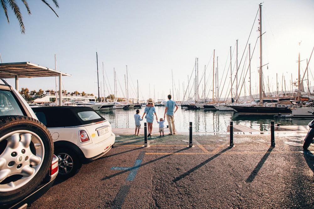 Mallorca, Spain| Sasha+Sasha = Lev+Misha