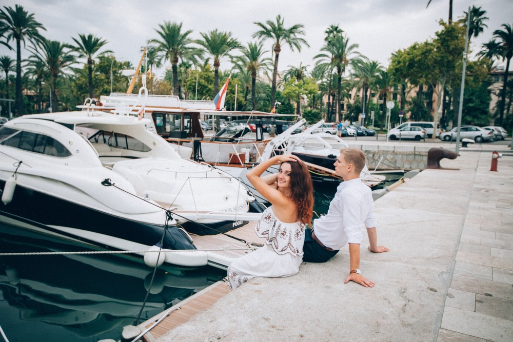 Palma de Mallorca, Spain | Tanya & Lesha