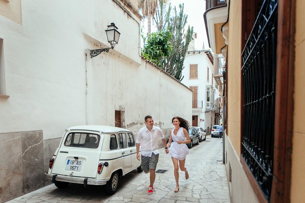 Palma de Mallorca, Spain | Olga & Dima