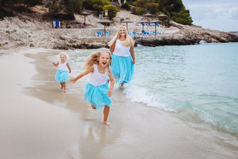 Mallorca, Spain | Victoria + Tamara + Vera