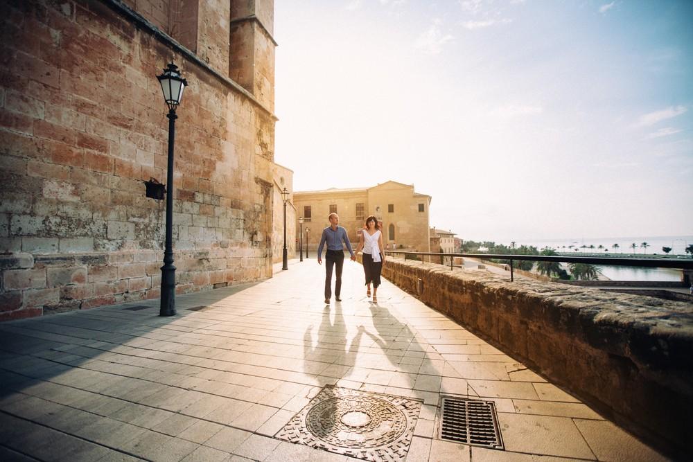 Palma de Mallorca, Spain | Lara & Sasha