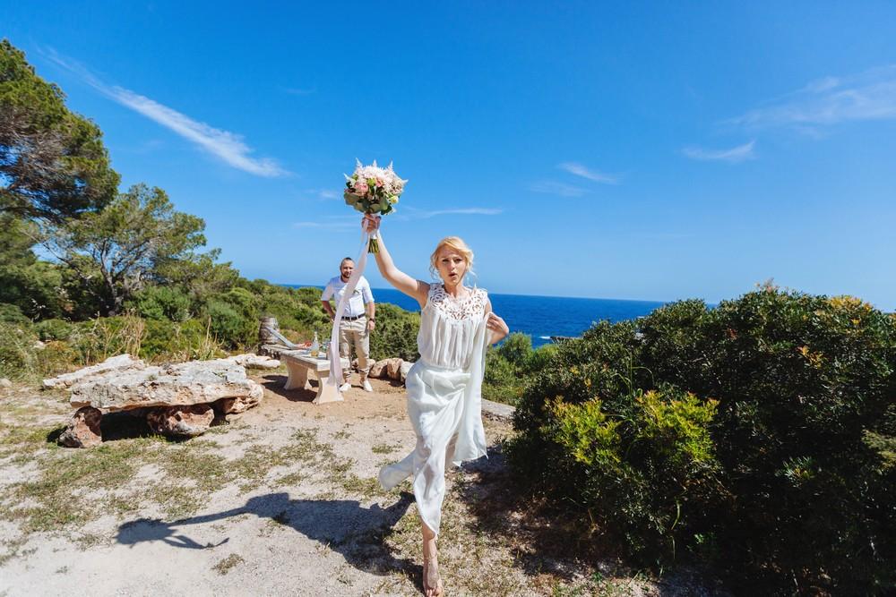 Porto Colom, Mallorca, Spain   Irina & Igor