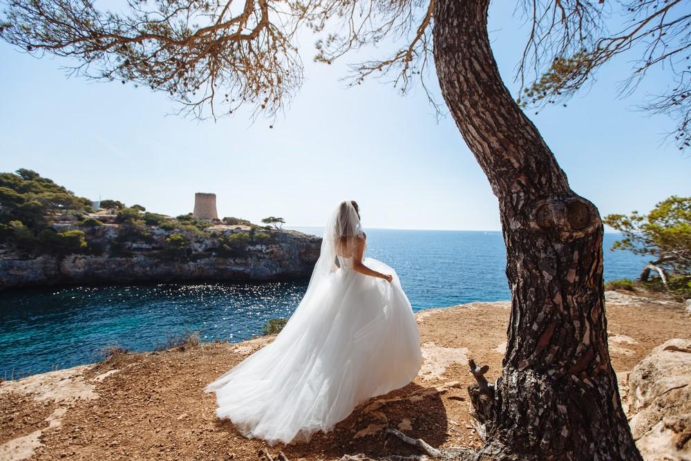 Mallorca, Spain   Kristina & Kirill