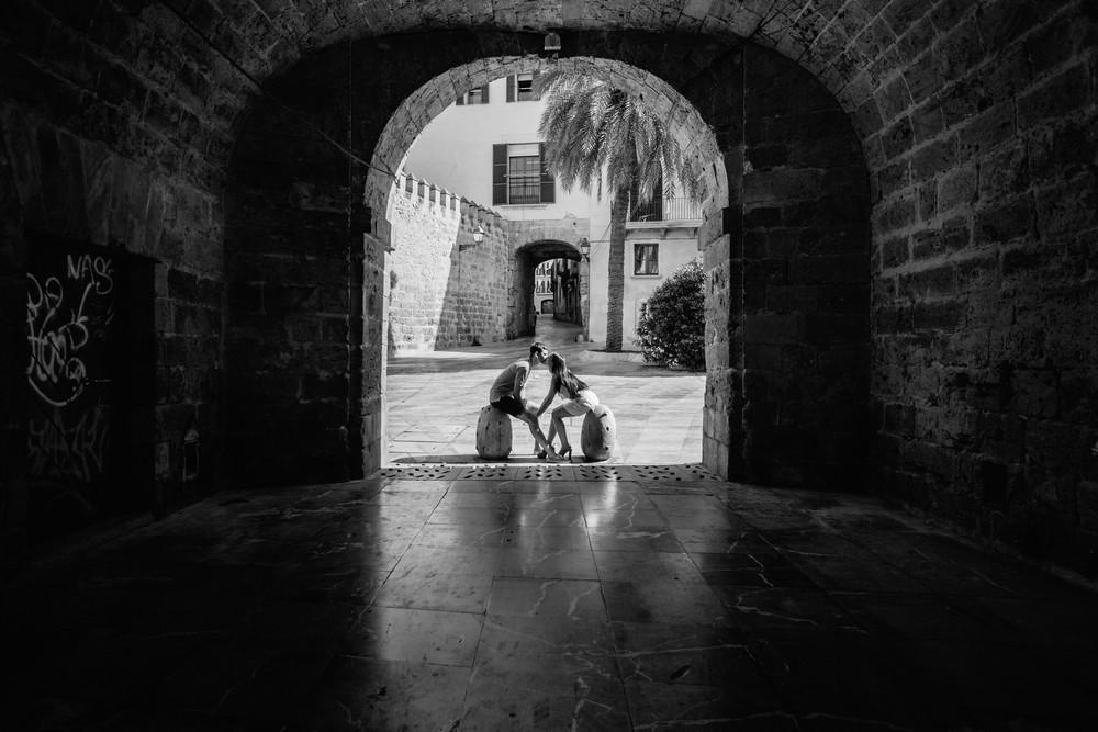 Palma de Mallorca, Spain | Anya & Kirill