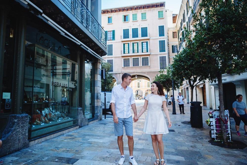 Palma, Mallorca|Ann & Evgeniy