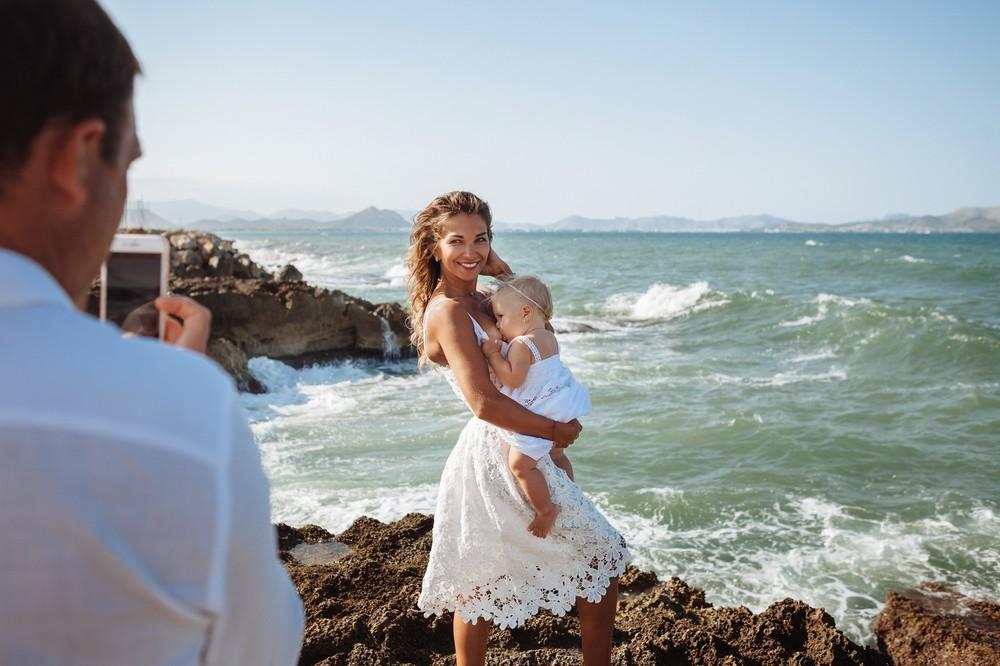 Can Picafort, Mallorca, Spain| Lera+Mark=Adriana