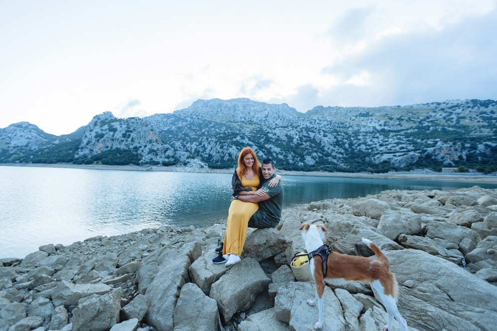 Gorg Blau, Mallorca | Raquel & Alex