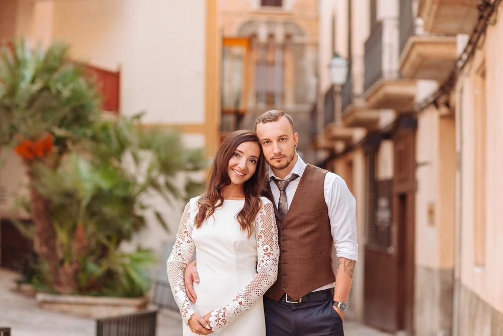 Palma de Mallorca, Spain | Olga & Nikita