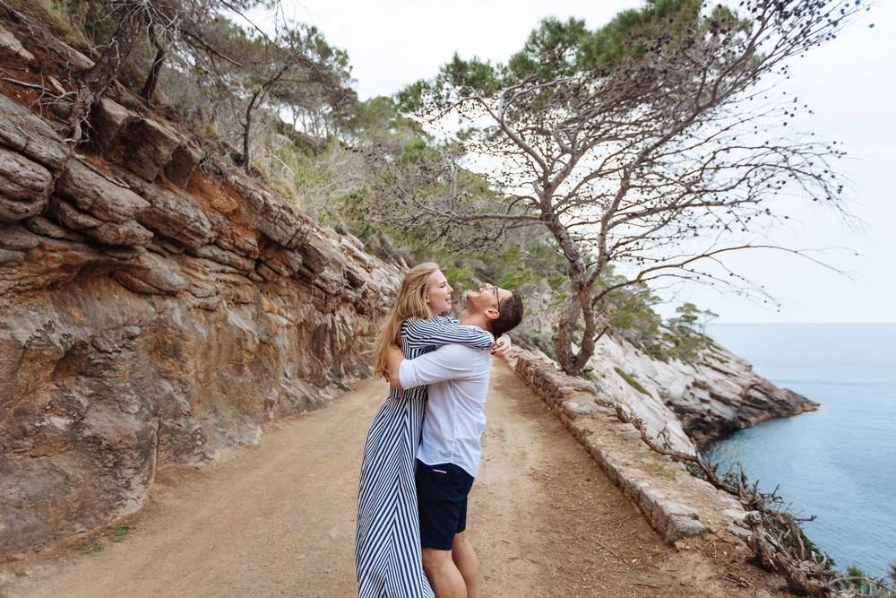 Deia, Mallorca | Yulia & Essam