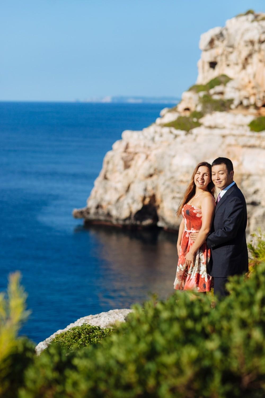 Cala des Moro, Mallorca   Tetsuya y Marina