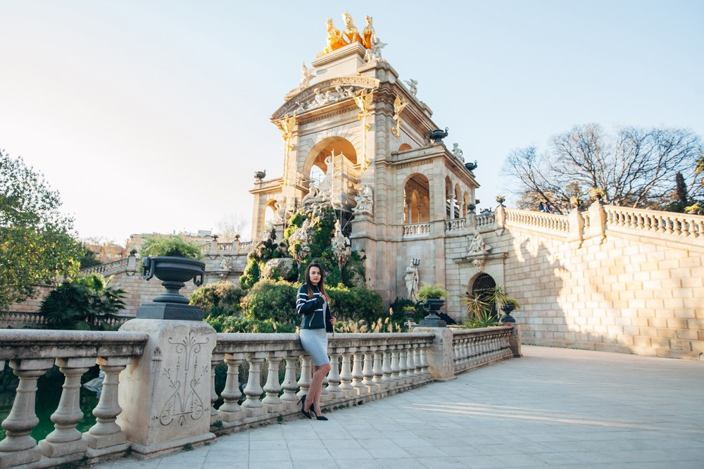 Barcelona, Spain   Natalia