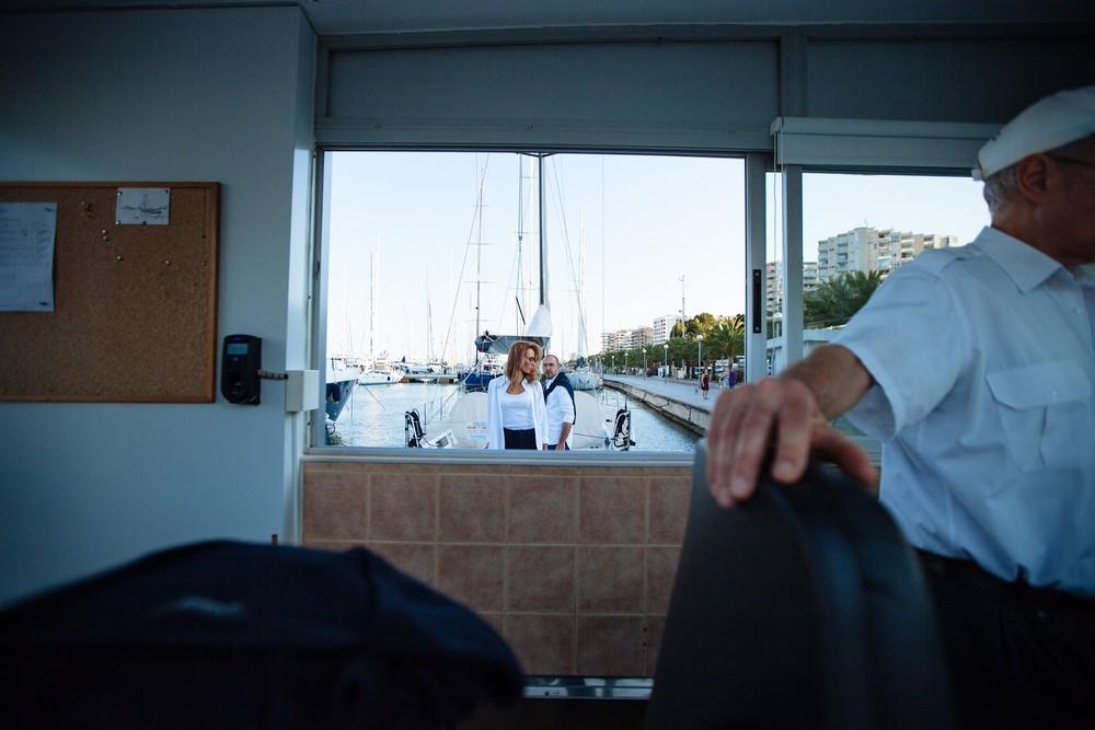 Palma, Spain   Olya & Andrey