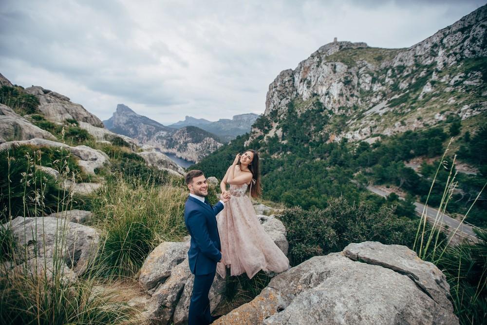 Dramatic Cap de Formentor , Mallorca | Xenia & Alexander