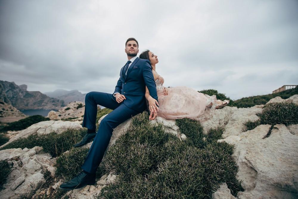 Dramatic Cap de Formentor , Mallorca   Xenia & Alexander