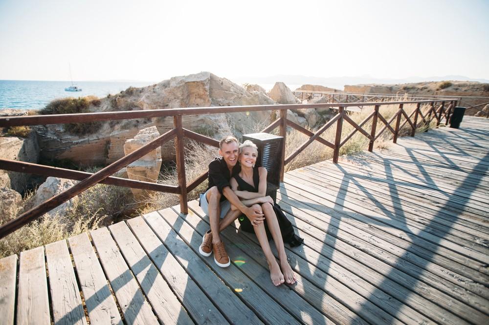 Can Pastilla, Mallorca | Darina & Sasha