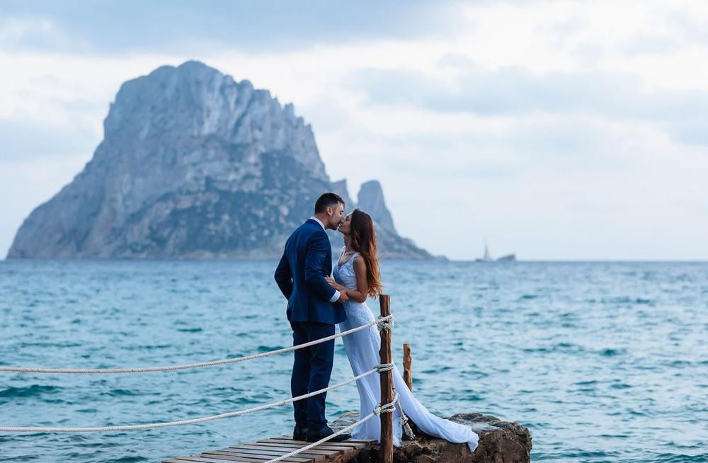 Ibiza, Spain |Guzel & Abraham