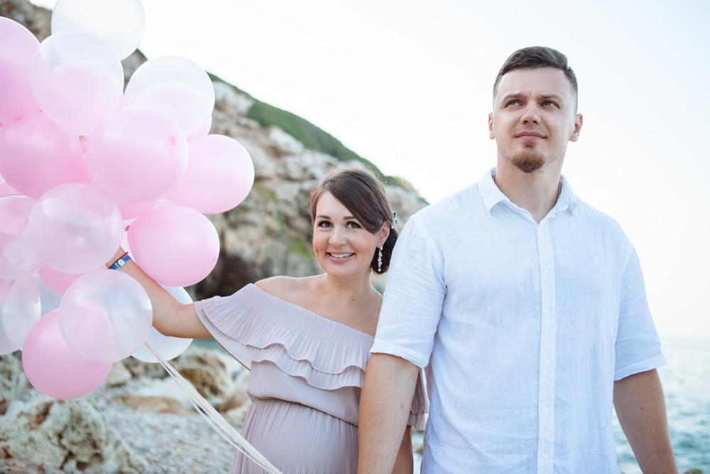 Palma | Alex & Julia pregnant