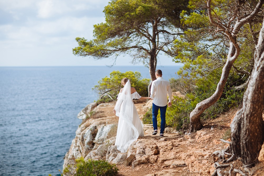 Mallorca island   Yulia & Nikolay
