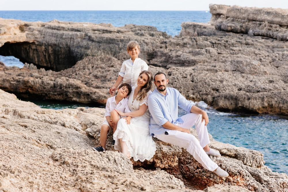 Cala S'Almonia, Mallorca   Kim+Meire = Davi + Arthur