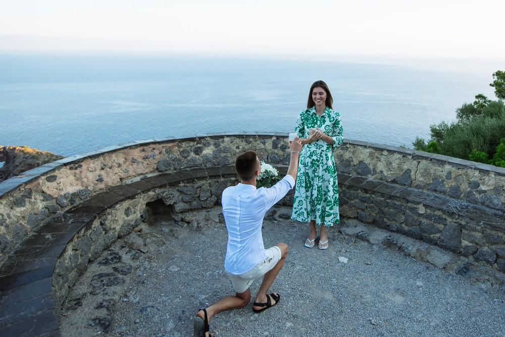 Deya, Mallorca | Oleg & Victoria's Engagement
