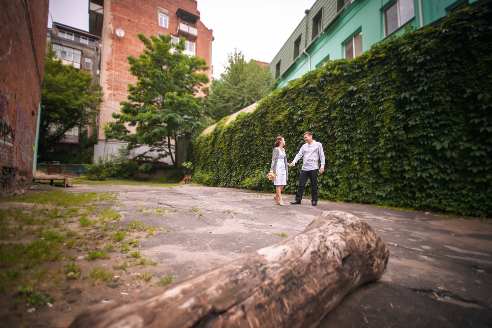 Kharkov | Alesya & Roman