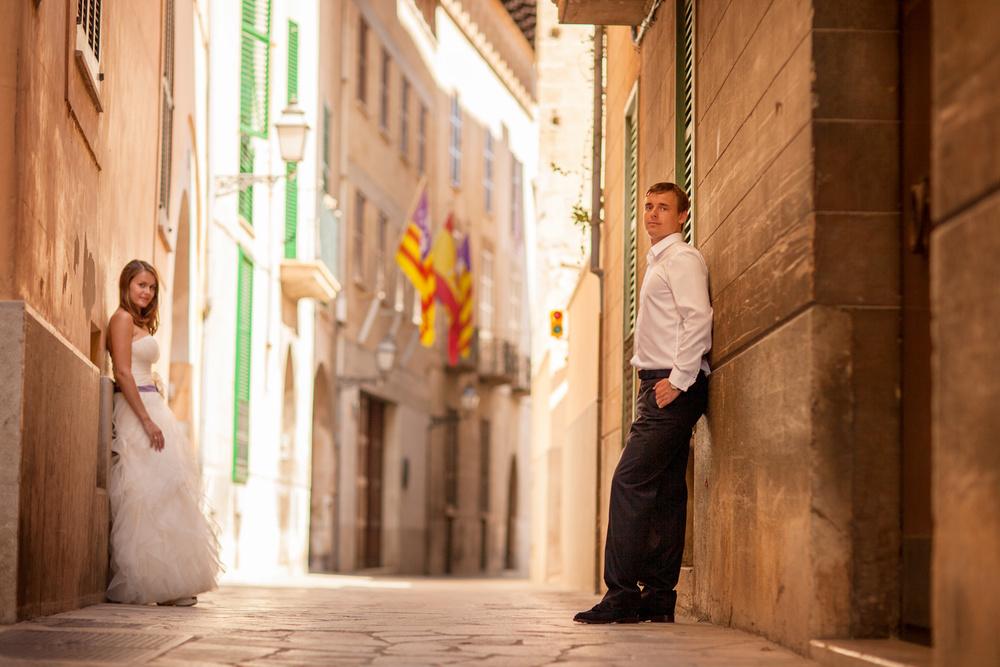 Spain | Palma| Katya & Alexander