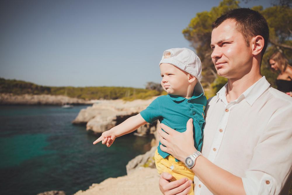 Spain | Porto Petro | The best family