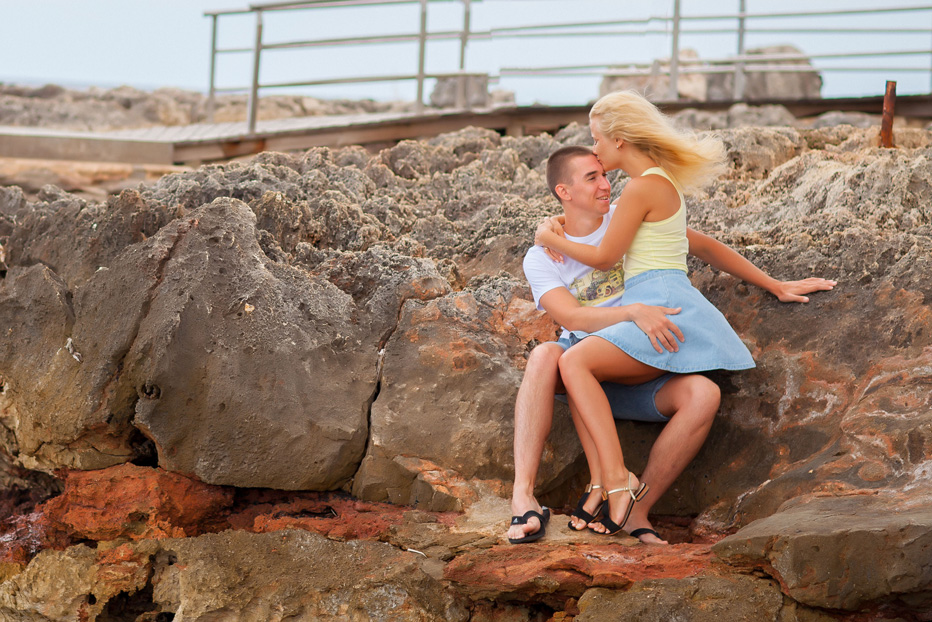 Spain   Sa Coma   Natali & Oleg