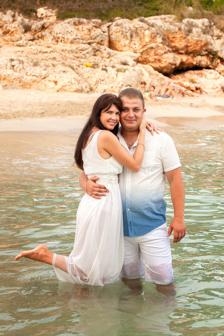 Baleares | Porto Cristo | Julia & Andrey