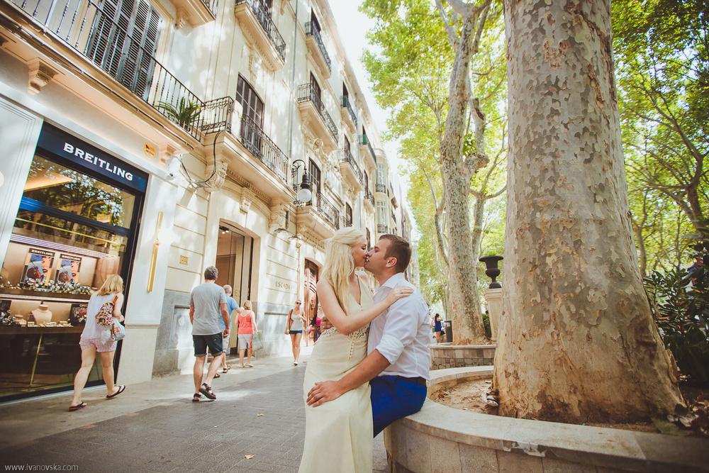 Spain | Palma de Mallorca | Eleonora & Yuriy