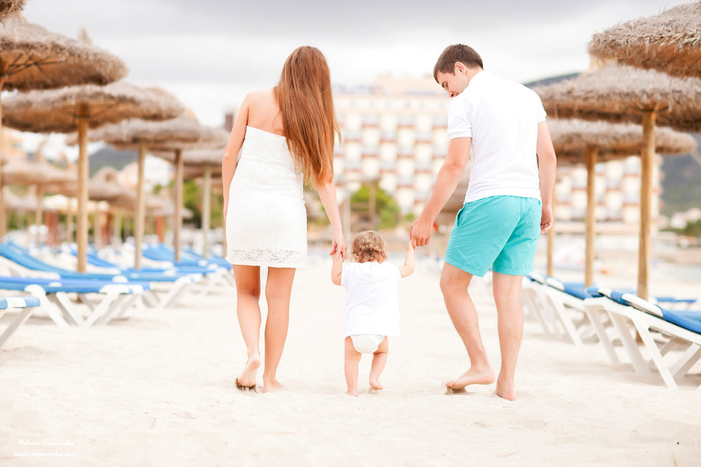 Baleares | Palma Nova | Family portrait