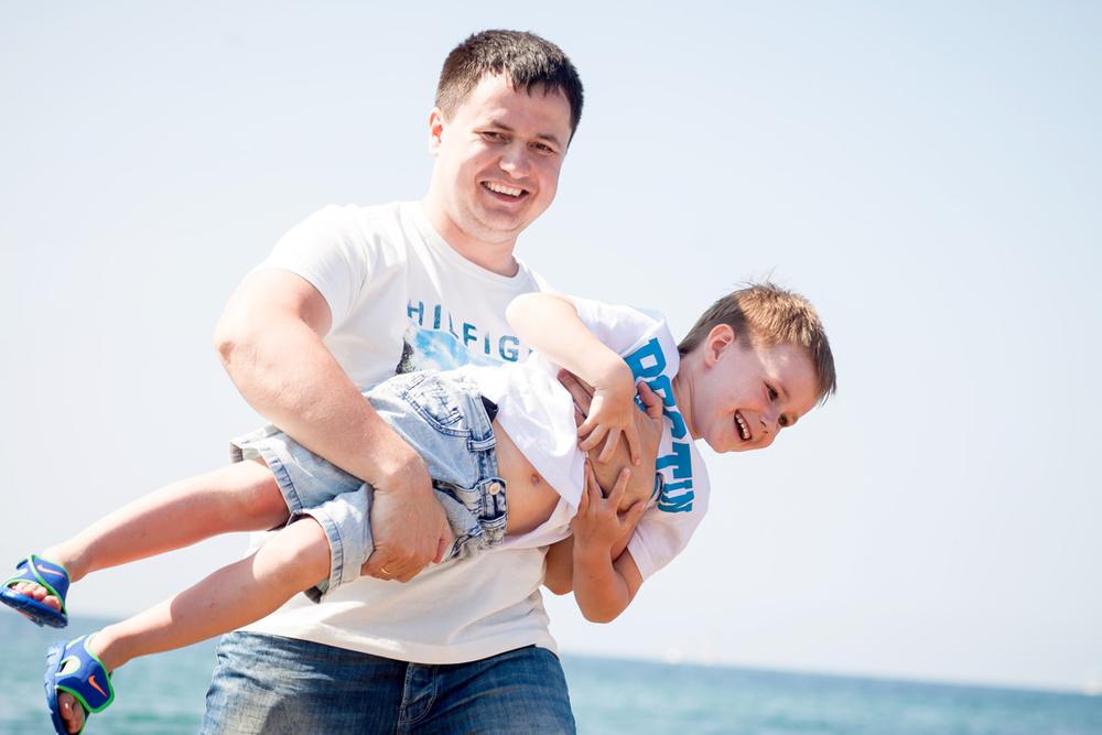 Baleares | Oxana Yuriy & Matvey