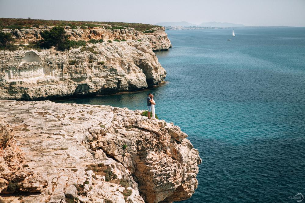 Calas de Mallorca | Oxana & Alexey