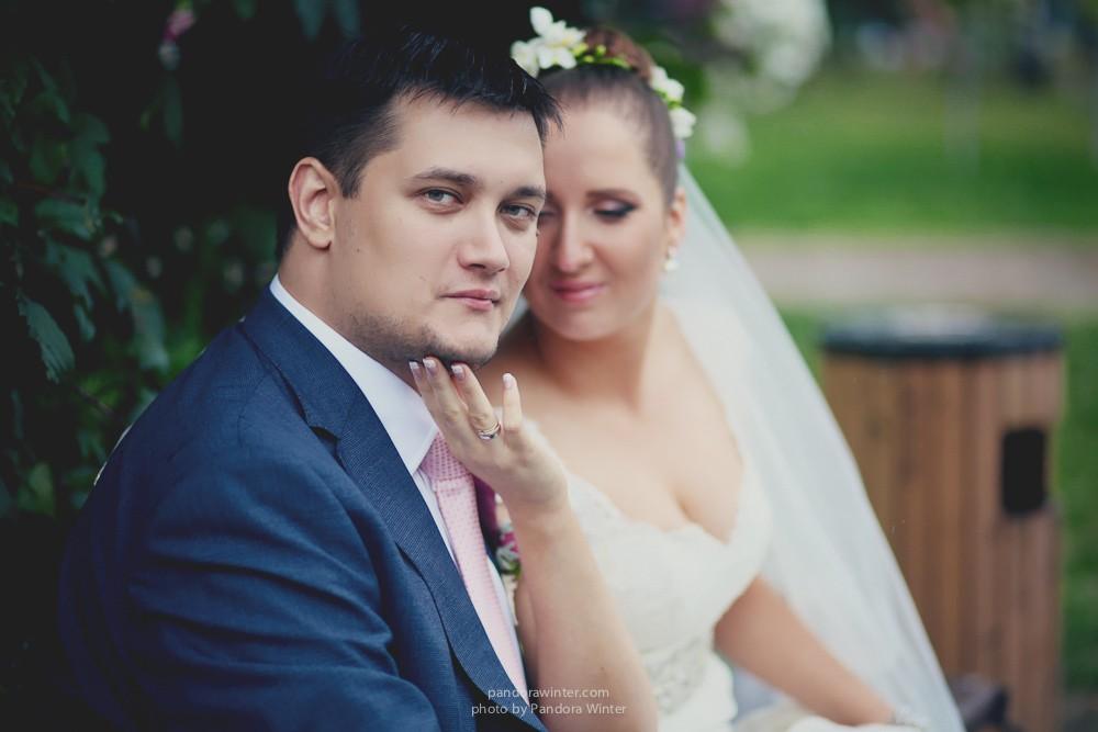 Даша и Женя 2013