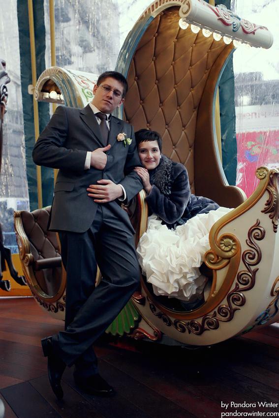Настя и Леша 2011