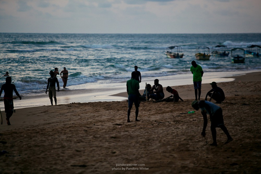 Шри Ланка, Хиккадува
