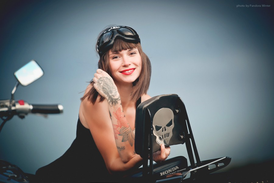 Scady tatoo master