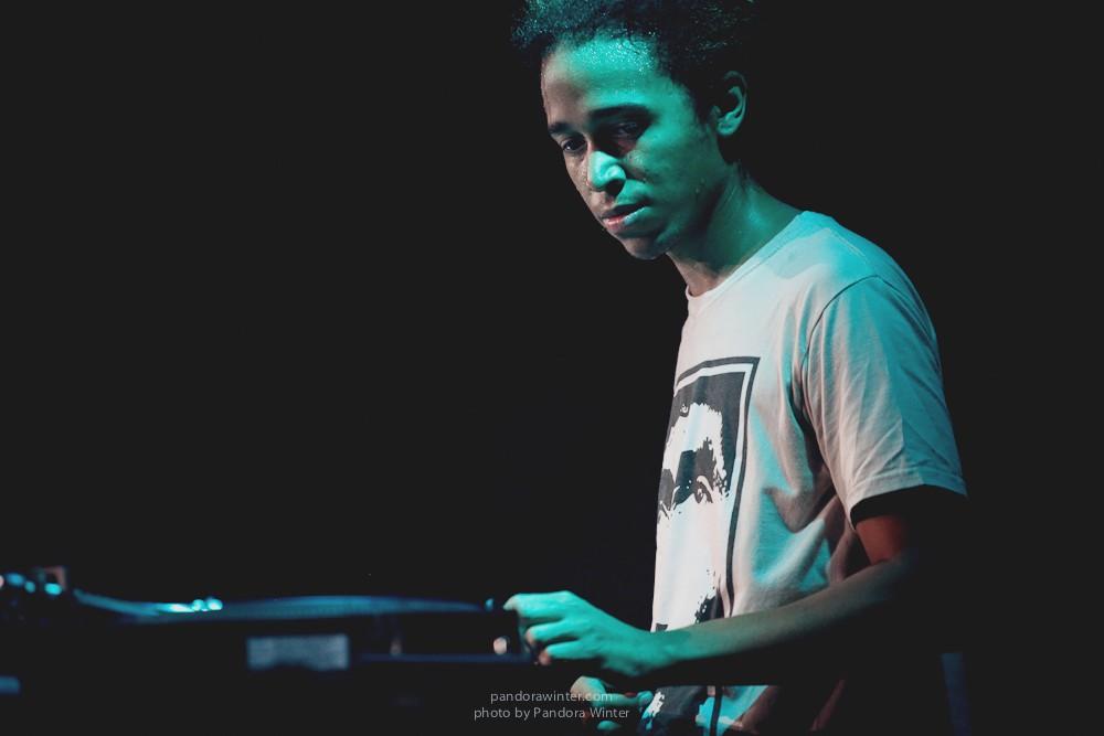 LEE'Scratch'PERRY, DJ Ekspert @ Sentrum, 2015-08-28