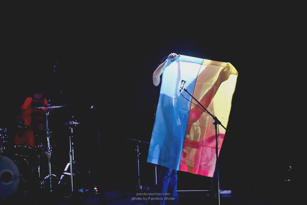 FALL OF TROY, @ Sentrum, 27-08-2015