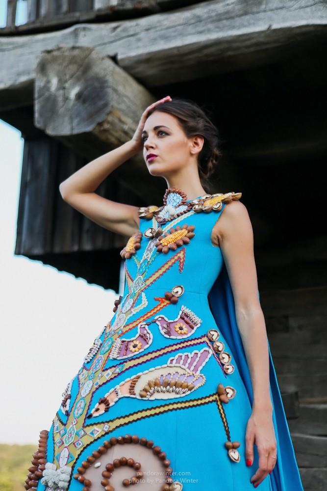 Etno style