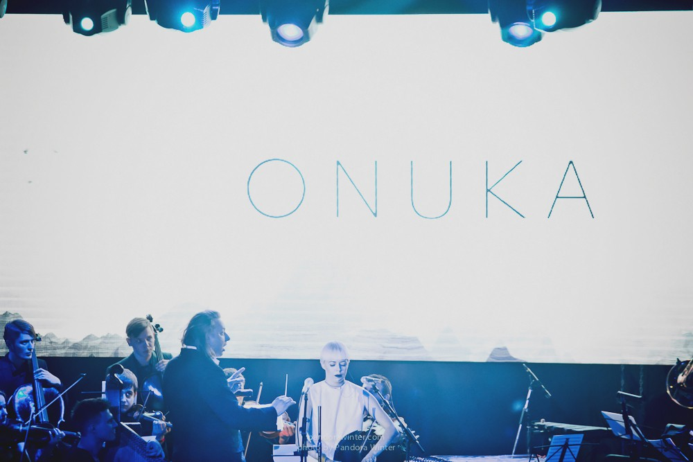 ONUKA @ Sentrum, Kiev, 14-03-2015