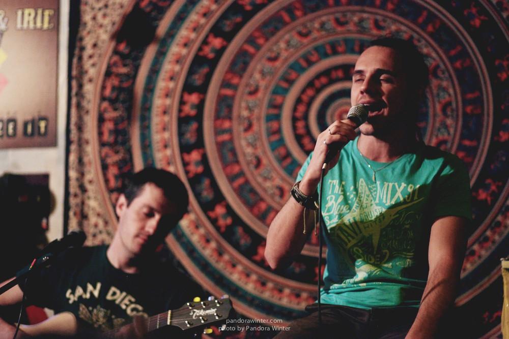 МАРЛИНЫ @ Zion Club, Kiev, 9-11-2014
